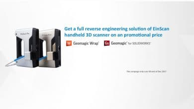 Photo of SHINING 3D Expands Reverse Engineering Offer with Complete Geomagic and Verisurf Solutions