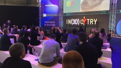 Photo of IN(3D)USTRY 2017 Top Speakers on AM Solutions Draw Large Audiences at Industry Week