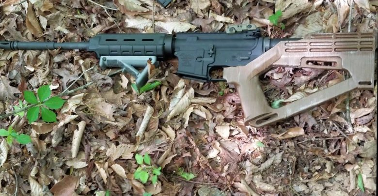 bump fire stock