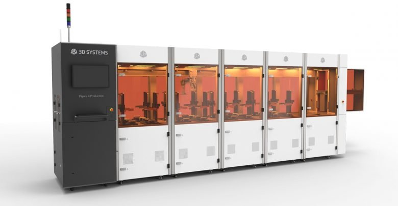 3D Systems heads toward production with Figure 4 and the world s fastest  time-to-part - 3D Printing Media Network 7b5f801017fd