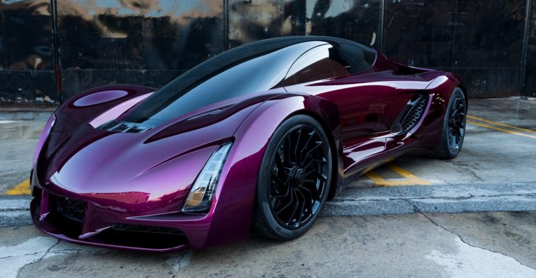 Photo of See the Blade 3D printed hypercar in action | video