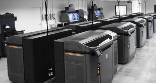 HP Announces Faster 3D 4210 System for Production and 3 New Materials (Including PP)