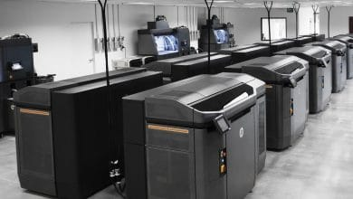 Photo of HP Announces Faster 3D 4210 System for Production and 3 New Materials (Including PP)