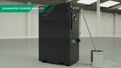 Photo of Russell Finex Introduces Russell AMPro Sieve Station for Controllable Powder Handling