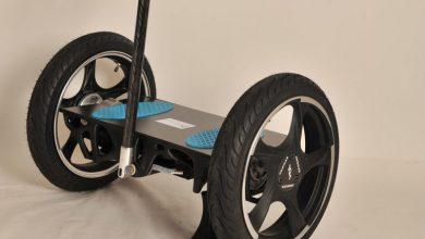 Photo of German Students Use Stratasys Technology to 3D Print Self Balancing Mobility Device