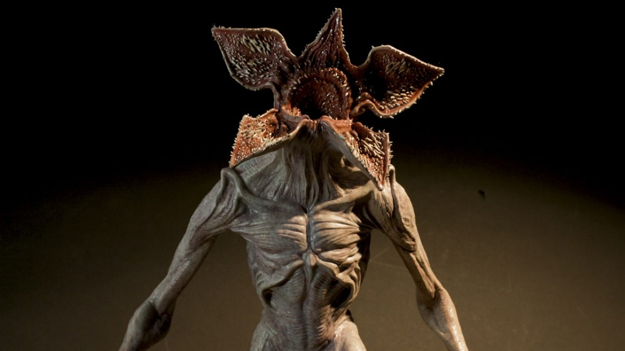3D Printing Helped Stranger Things' Demogorgon Come to Life (Again