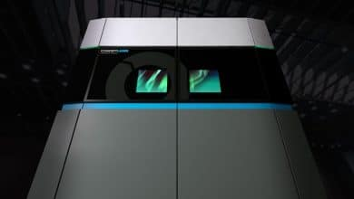 Photo of GE Additive Unveils First BETA Machine from Its Project A.T.L.A.S. Program at formnext