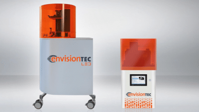 Photo of EnvisionTEC Unveils New Perfactory 4 and Vida Production-Ready 3D Printers