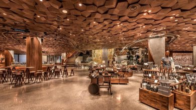 Photo of First 3D Printed Starbucks Coffee Bar Opens in Shanghai