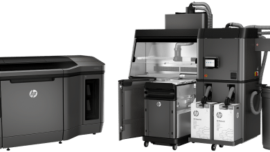 HP Multi Jet Fusion 3D Printing Solutions