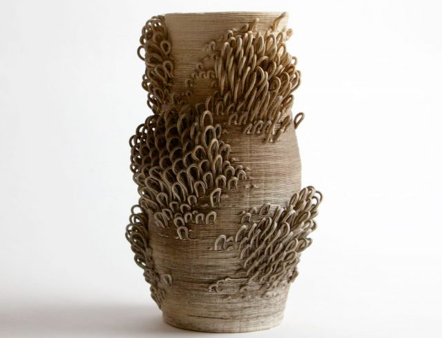 Emerging Objects Bad Ombre 1 Ceramics 3D Printing