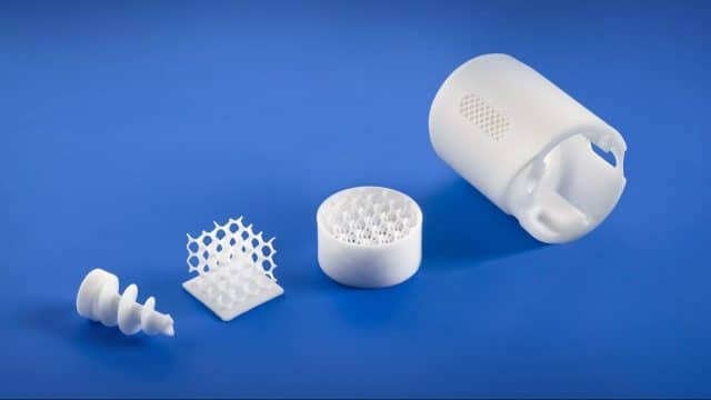 Technical ceramics hi-res 3D printed parts from Form Ceram