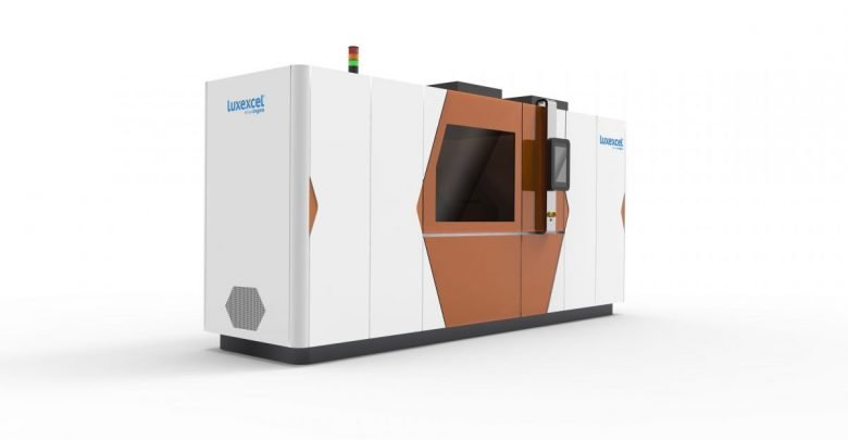 Over 5,000 ophthalmic lenses 3D printed by Luxexcel in last 12