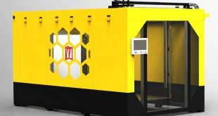 BLB Industries Supplies Large Format 3D Printer to NorDan for Window and Door Production