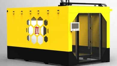 Photo of BLB Industries Supplies Large Format 3D Printer to NorDan for Window and Door Production
