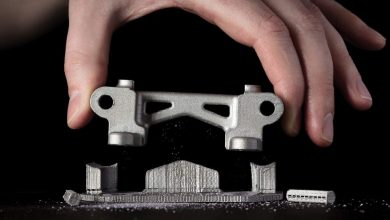 Photo of Separable Supports Patents Awarded to Desktop Metal