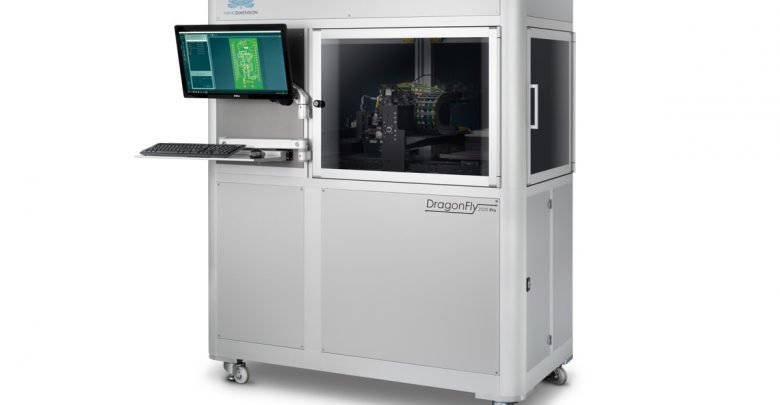 Nano Dimension The DragonFly 2020 Pro 3D Printer for the production of professional PCBs