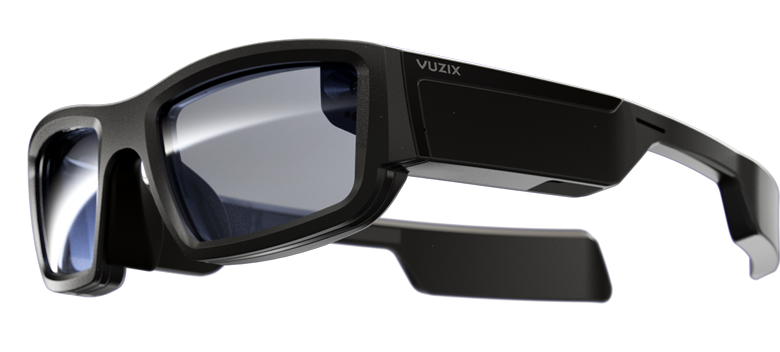 Photo of Luxexcel partners with Vuzix to provide 3D printed prescription lenses for AR headsets