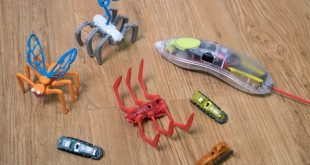3Doodler and HEXBUG Release STEM Series Kits
