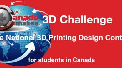 Photo of Canada Makes Launches 3D Challenge for Canadian Students