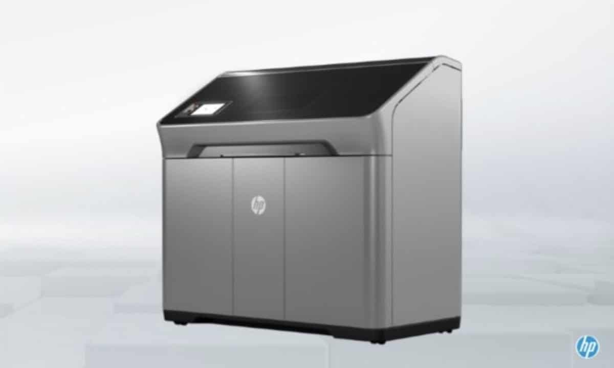 HP Jet Fusion video