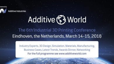 Photo of Additive Industries' Additive World Event Set to Take Off Next March 14th