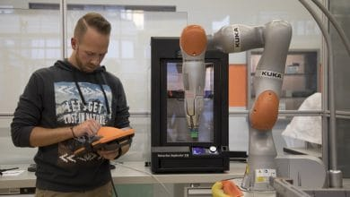 Photo of KUKA Builds the Future of Manufacturing with MakerBot 3D Printers | Video