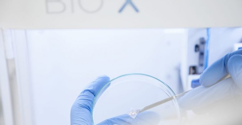 CELLINK bioprinting focus