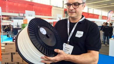 Photo of BigRep and BASF Partner On Development of New Industrial 3D Printing Materials