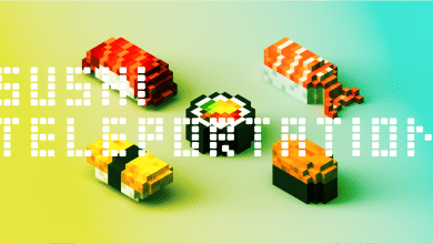 Photo of Is 3D printed 8-bit sushi the food of the future? Japan's Open Meals thinks so