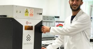 FabRx Uses Sintratec's SLS Technology to 3D Print Pharmaceuticals