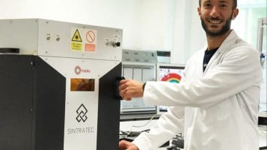 Photo of FabRx Uses Sintratec's SLS Technology to 3D Print Pharmaceuticals