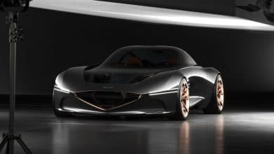 Photo of Genesis Essentia electric supercar highlights flexibility of AM for interiors
