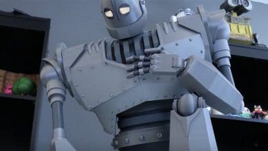 Photo of Awesome 3D printed Iron Giant shows just how far 3D technologies have come | Video
