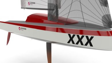 Photo of LEHVOSS to sponsor Livrea Yacht composite 3D printed boat for Minitransat 2019