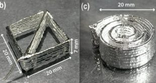 Oregon State University 3d liquid metal