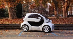 XEV's LSEV 3D Printed Electric Vehicle Is Real But Mass Production and Car Sharing Still Far Away