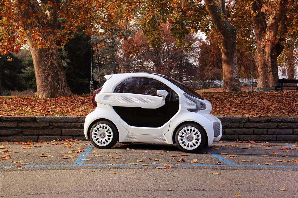 xev u0026 39 s lsev 3d printed electric vehicle is real but mass