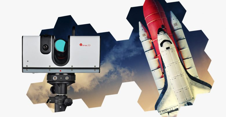 Artec 3D to Unveil Artec Ray Laser Scanner at Industrie