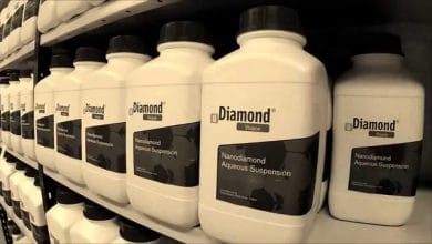 Photo of Nano Diamonds boost polymer performance In new 3D printing filaments