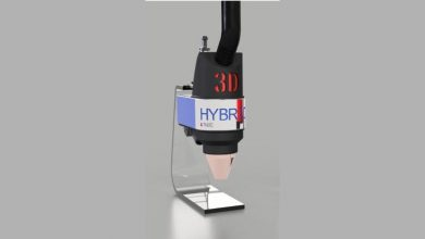 Photo of 3D-Hybrid Introduces CNC-to-AM Adapter Tool to 3D Print Metal Parts