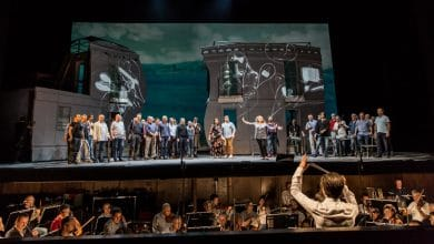 Photo of WASP invites you to watch the largest 3D printed stage in Fra' Diavolo play