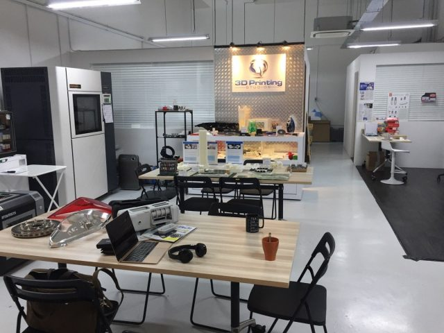 Is 3D Printing Studios going to take over the world in the