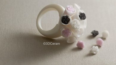 Photo of Ceramic AM in the jewelry & luxury goods sector could grow to $58M by 2027