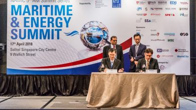 Photo of NAMIC and Singapore's Port Authority sign public-private collaboration to boost maritime and energy AM