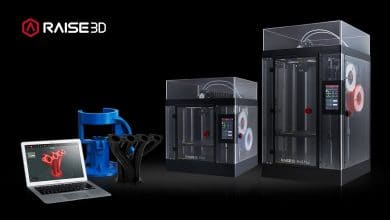 Photo of Raise3D shows the path to Flexible Manufacturing with new Pro2 Series 3D printers and corporate services