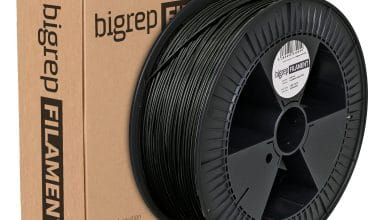 Photo of BigRep launches PRO FLEX, the first filament for large scale extrusion 3D printing