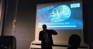 Live updates from the Siemens Influencer Tour on AM at Hannover Messe