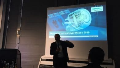 Photo of Live updates from the Siemens Influencer Tour on AM at Hannover Messe