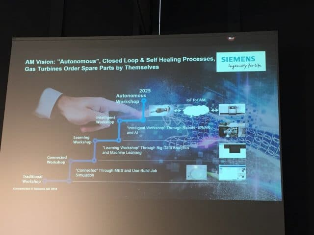 Siemens Influencer Tour